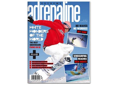 Young Room extreme sports magazine dan mackay