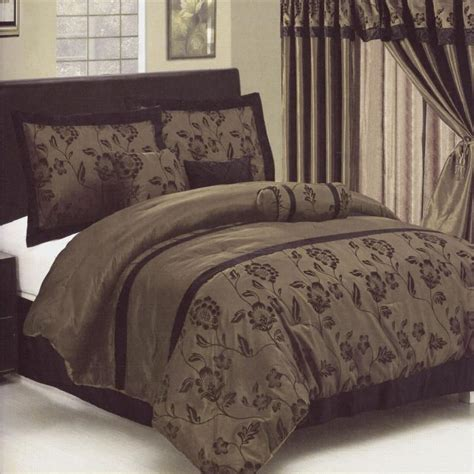 black satin comforter queen pic