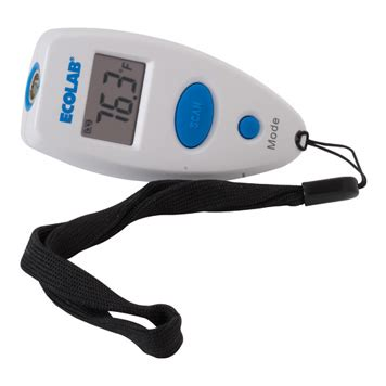 Mini Thermometer item ecolab mini infrared thermometer