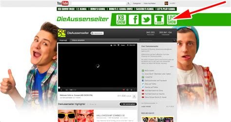 youtube kanal layout youtube partner oder nicht monetarisierung preview
