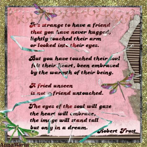 words of comfort for a friend a friend unseen you are all in my heart 4ever picture