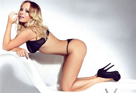 zoo magazine chanelle hayes chanelle hayes in zoo magazine october 2014 celebzz