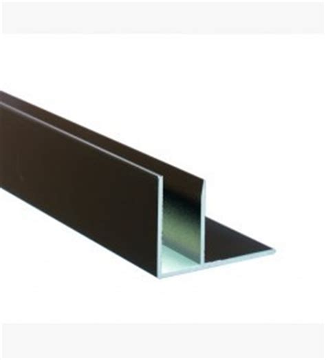 Aluminium L Section by Brown Aluminium F Section Sunwood Rafter