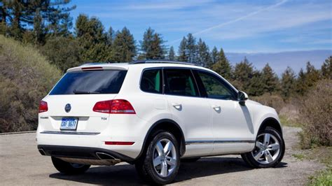 2012 volkswagen touareg tdi 2012 volkswagen touareg tdi review notes the diesel