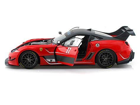 Bburago Die Cast 599xx 599xx evo 11 elite edition 1 18 wheels diecast model cars evo