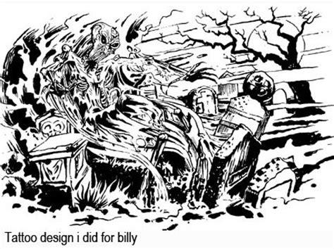 skull graveyard tattoo designs graveyard images designs