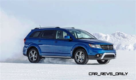 2015 Dodge Journey Crossroad AWD Review
