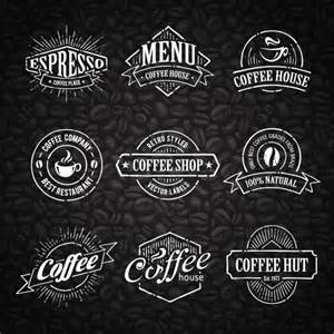 Free Logo Templates Vector by Coffee Logo Templates Collection Vector Premium