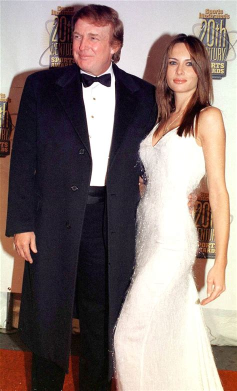 Donald Trump Penthouse melania trump s fashion evolution from model to first
