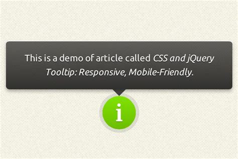 ui pattern tooltip 25 useful resources for creating tooltips with javascript