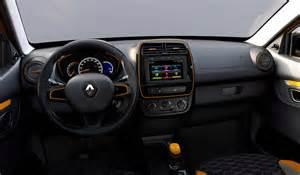Renault Kwid Interior Se Viene El Renault Kwid Brasile 241 O Mega Autos