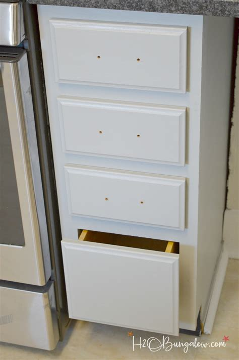 Installing Cabinet Drawers by How To Install Knobs And Pulls On Cabinets And Furniture