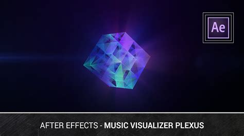 tutorial after effects plexus after effects music visualizer plexus tutorial youtube