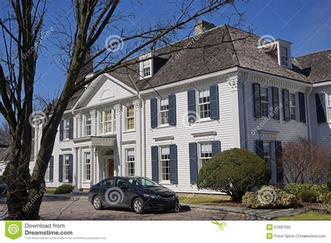 white siding house house with white siding stock photo image 51687056