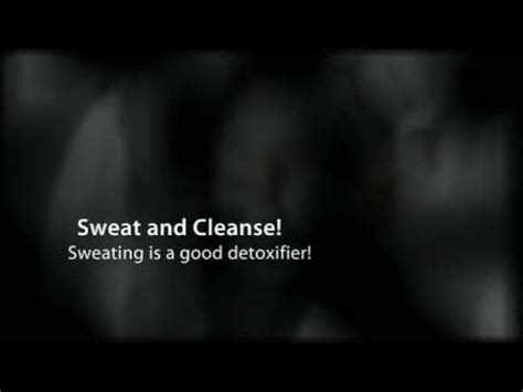 Sweats While Detoxing by Sweat And Detoxify Sweating Is A Detox Really