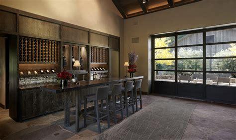 tasting room kenzo estate tasting room modern wine cellar san francisco by e c company