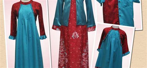 Atasan Tina by Sarimbit Batik Ibu Tina Rumah Jahit Haifa