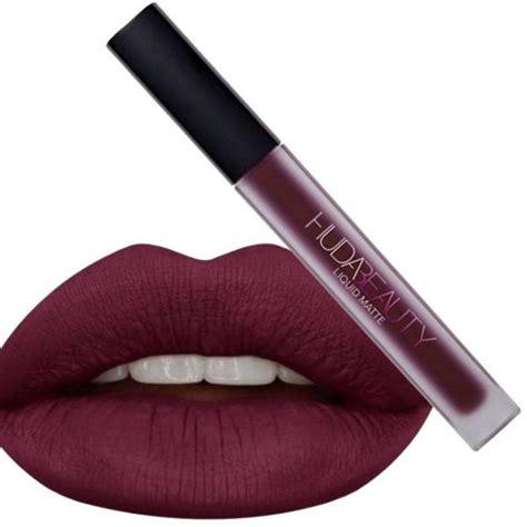 Lipstik Huda 2 In 1 huda liquid matte lip gloss price review and buy in dubai abu dhabi and rest