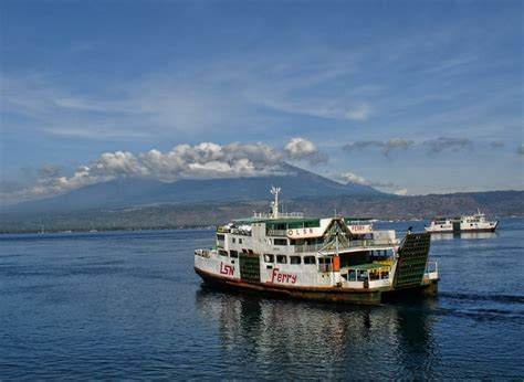 ferry to bali from java the ferry from java to bali backpackerlee