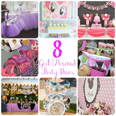 9 year old girl birthday party ideas netmumscom girl themed birthday party ideas