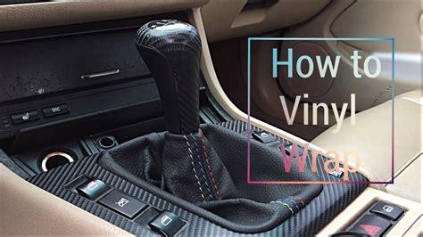 How To Wrap Interior Trim by How To Vinyl Wrap Bmw E46 Interior Trim Doovi