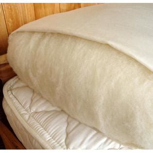 wool bed pillows holy lamb organics wool bed pillow extra thick