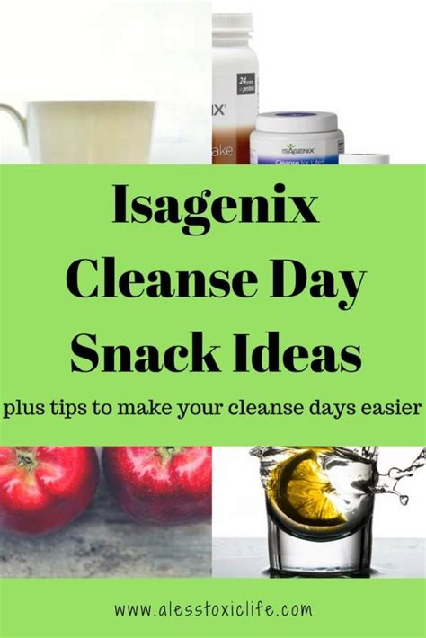 Detox Snacks Ideas by The 25 Best Isagenix Ideas On Isagenix Snacks