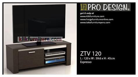Meja Tv Rak Tv Modera Mobelux Monte Modern Design Dan Terjangkau ztv 120 zaphier pro design bufet rak tv harga promosi