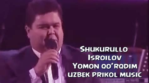 uzbek music youtube shukurullo isroilov va halima ibragimova yomon qo rqdim