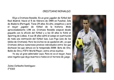 biography en ingles de cristiano ronaldo retrato de cristiano ronaldo by del valle p 201 rez issuu