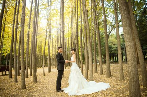 inspirasi foto  konsep prewedding outdoor