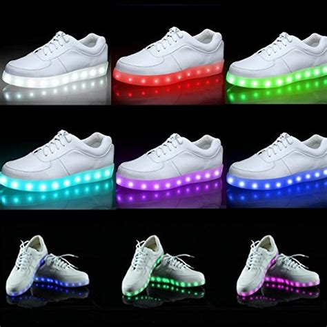 Shoes Led acever gift led shoes with color lights