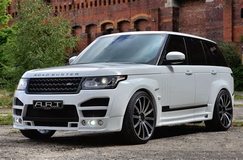 modified range rover range rover road buster cars modified suv 2013