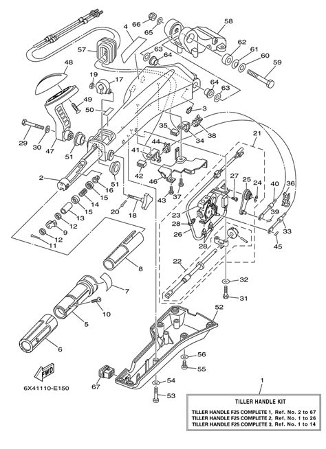 yamaha outboard parts diagram outboard free