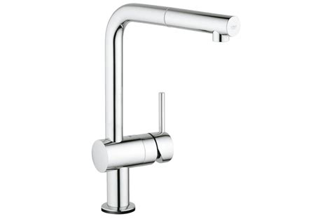Grohe Automatic Faucet by Grohe Minta Touch Electronic Single Lever Sink Mixer 1 2