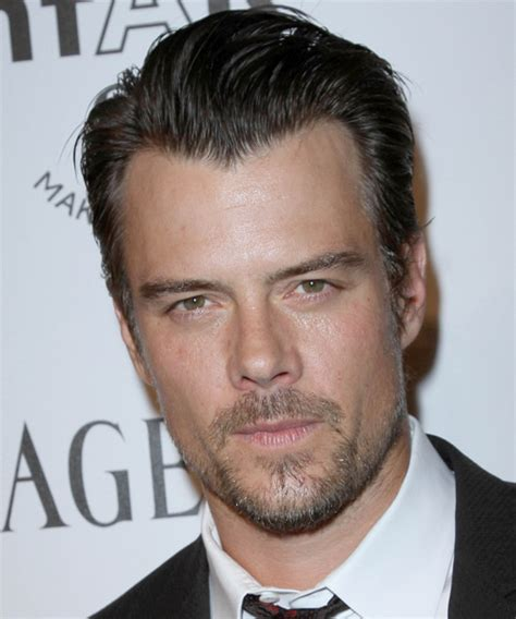 mens short hair josh duhamel inspired hairstyle how josh duhamel short straight formal hairstyle dark