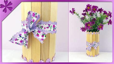 Pot Vas Bunga Handmade 06 diy wazon z patyczk 243 w stick flower vase eng