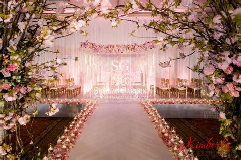event design for weddings event decor cherry blossom event design florida wedding