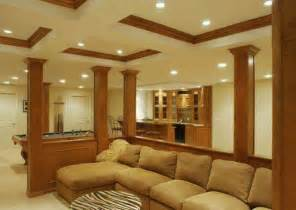 when it comes to basement ceiling ideas
