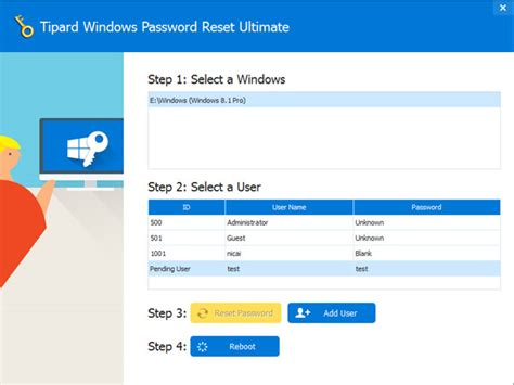 windows password resetter crack tipard windows password reset ultimate 1 08 serial key full