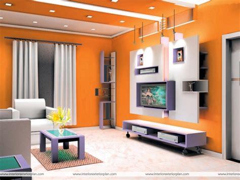 drawing room design ideas by kataak homedecor on deviantart living moderno pared naranja casa web