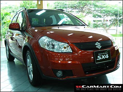 suzuki sx4 singapore new suzuki sx4 hatchback photos pictures singapore stcars