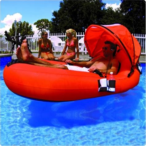 Living Room Ideas Modern pool floats with canopy for adults cozy infant pool