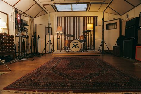 recording studio interior design striking a chord recording studios that sync design and