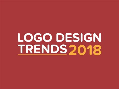 upcoming home design trends logo design trends 2018
