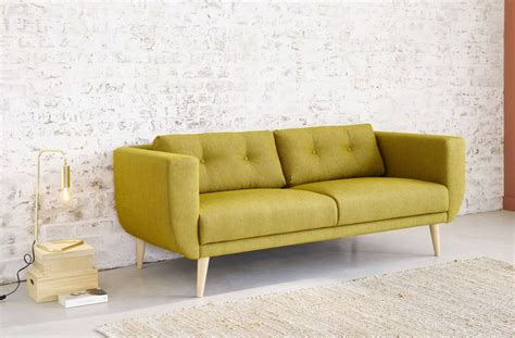 maison du monde sofa midcentury style gaby sofa range at maisons du monde
