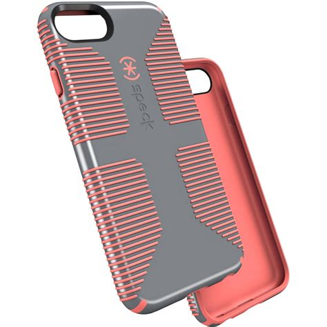 Grip Color Iphone 66s Sku002159 speck candyshell grip for apple iphone 6 6s 7 jet