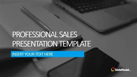Professional Sales Presentation Template Slidemodel Best Ppt Presentations Sles