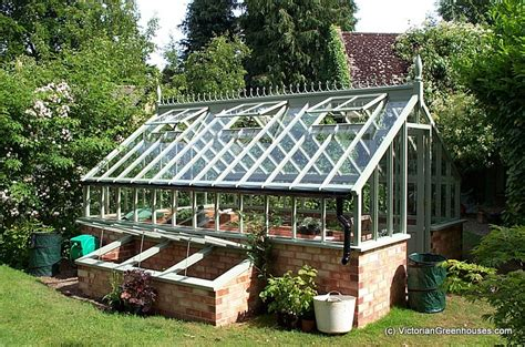 Pole Barn House Designs by Freestanding Victorian Greenhouses