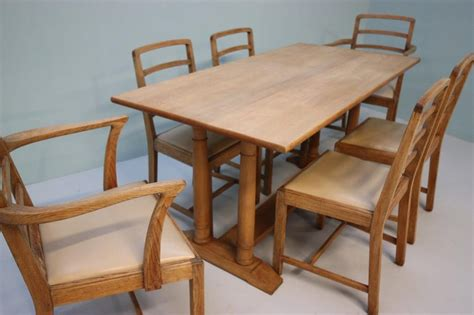 Heals Dining Chairs Wonderful Heals Antique Oak Dining Table Chairs Antiques Atlas